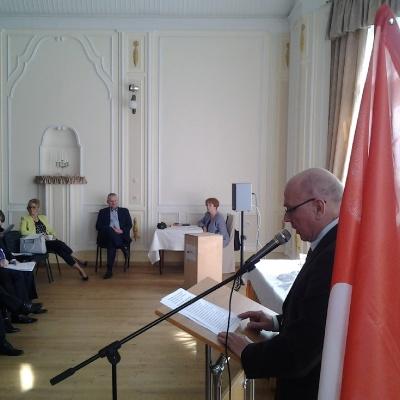IX Zjazd Miejski SLD w Bydgoszcz