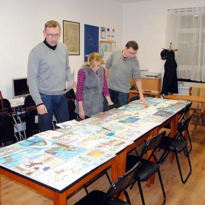 Konkurs Plastyczny Inowrocław - Prace