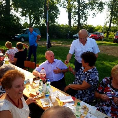 Spotkanie integracyjne lewicy w Olesznie