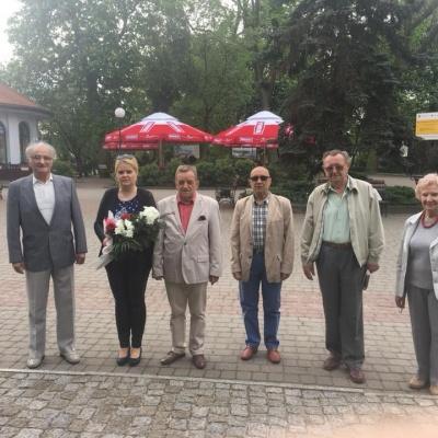 Święto Pracy w Chełmnie 2018 r.
